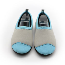China Anti - Freeze Stretchful  Casual Winter Shoes Fur Lining 130mm-205mm For Children factory