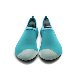 Quick Dry Non Slip Swimming Shoes Ultra Comfortable Customized Printing